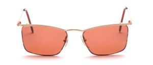 Wunderschöne, federleichte Metall- Sonnenbrille mit Schließblöcken