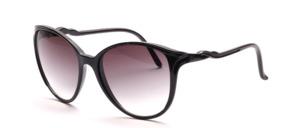 Hübsche Damen Sonnenbrille mit schön gestalteten Bügeln