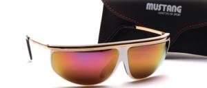 Tolle unisex original MUSTANG Sport Sonnenbrille mit Etui und Box