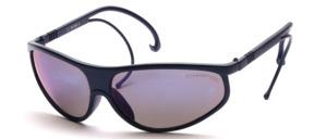 Federleichte sportliche Sonnenbrille mit Doppelbügel zum Auswählen Sport-oder Hakenbügel
