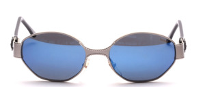 Elegant metal sunglasses