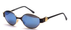 Elegante Metall Sonnenbrille