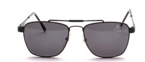 Modische maskuline Metall Sonnenbrille mit  aufwendiger Detailarbeit