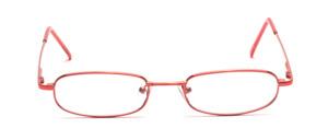 Sturdy children's glasses in dark blue with flex hinge