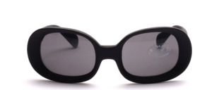 Beautiful sunglasses with wide glass edges