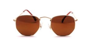 Schöne  Metall Sonnenbrille