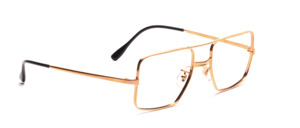 SINGLE PIECE: A thin, comfortable men's Frame of SELECTA USA, Made in France in the 80s
